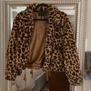Cheetah Jacket!